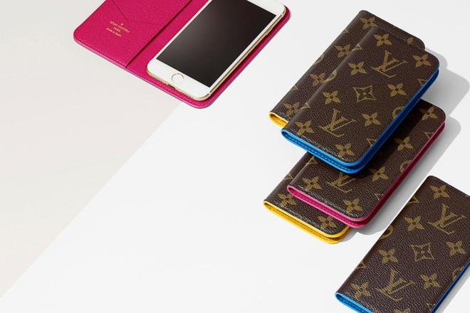 big sale fa05e 800fc ルイ・ヴィトンからiPhone 7 / 7 Plus用のケース登場