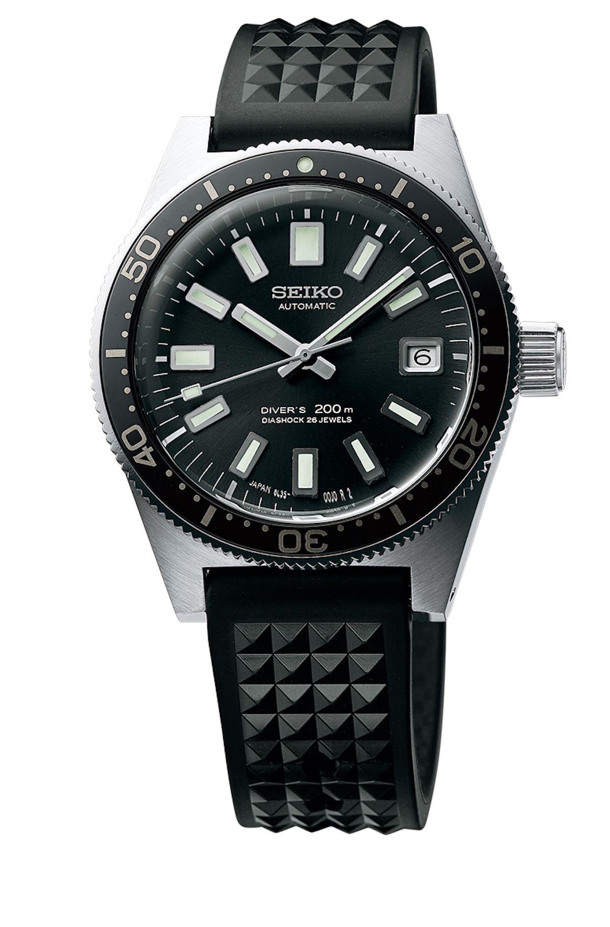 8706fd294791 柴田充が選んだのは、セイコーのダイバーズ!──ジャーナリストが選ぶ腕時計・2017年の極私的1本
