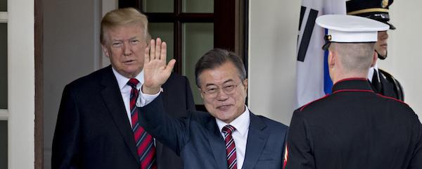 トランプ大統領:米朝首脳会談、実現しない可能性「かなりある」