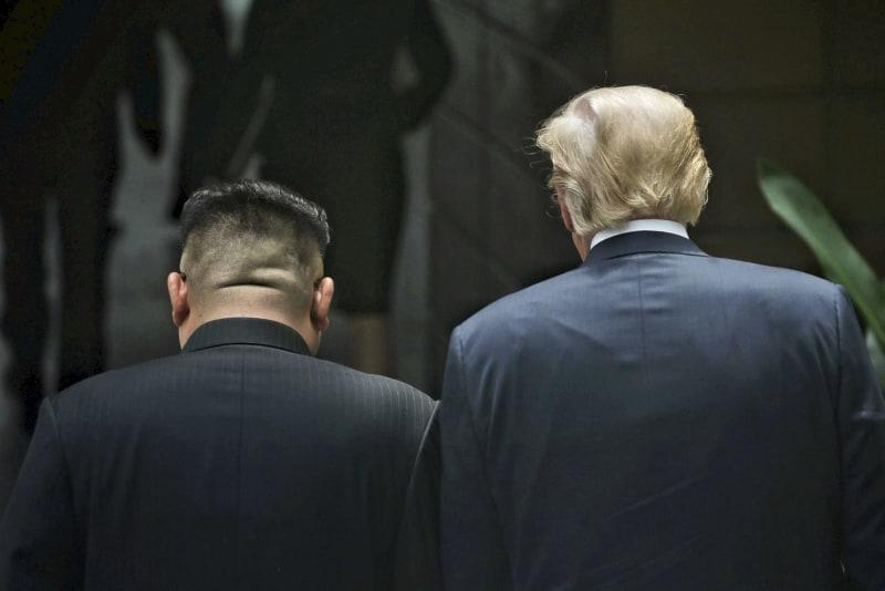 21年1月までに非核化達成 米国務長官、期限を明示