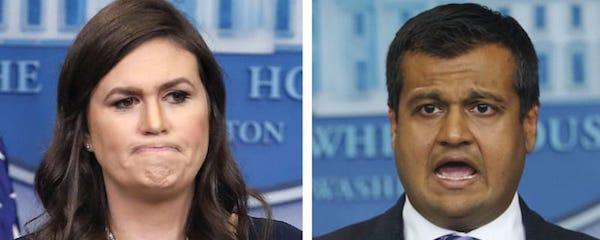 米大統領報道官が辞意か 年末に、副報道官も検討