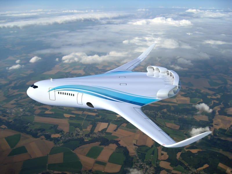 電気で飛ぶ旅客機実現へ JAXA、温室ガス削減効果も