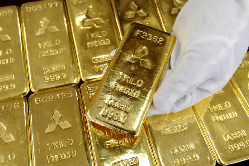 アングル:安全資産の輝き失う金、米中貿易摩擦でも資金流出