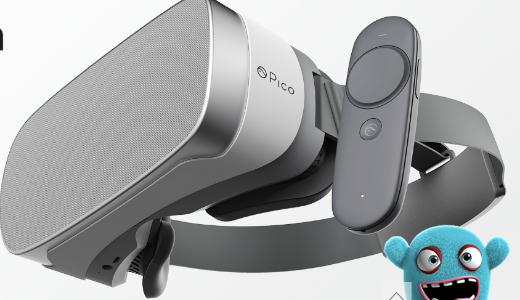 6aabee0aa2 1億6,750万元シリーズA完了、最新型VRヘッドセットPico G2販売へ