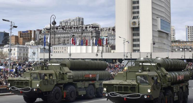 ロシアがトルコにミサイル供与へ 19年、最新鋭地対空