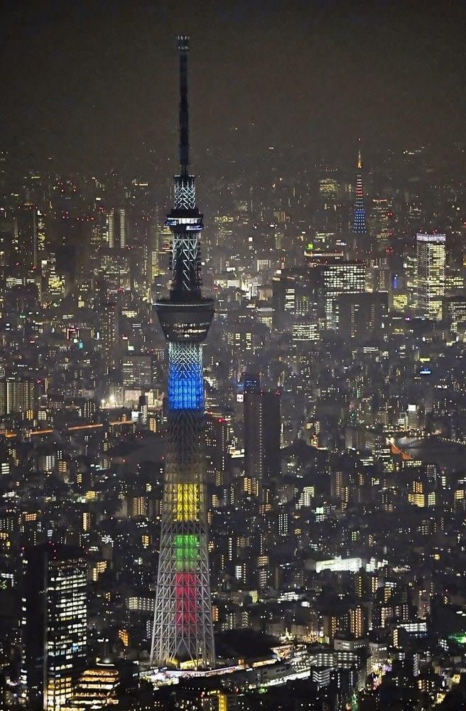世界の魅力的大都市、東京トップ 米旅行誌ランキング、2位は京都