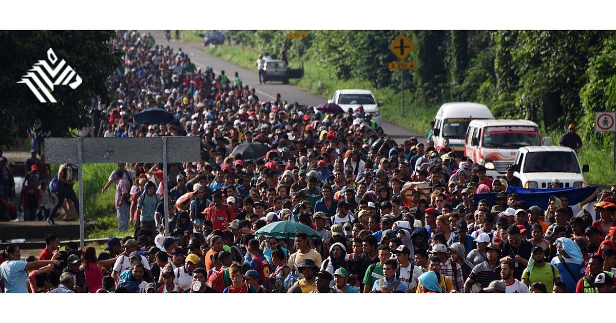 前代未聞の大移動。中米からアメリカをめざす7000人超の集団移民