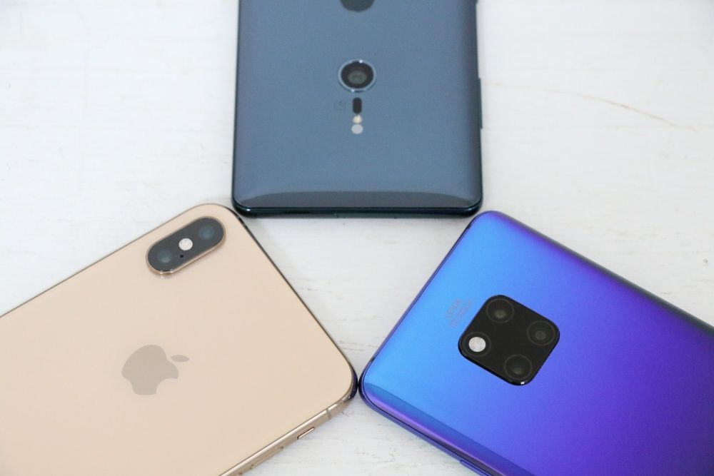 977d5c1ab2 スマホの王様3モデル「Mate 20 Pro」「Xperia XZ3」「iPhone XS Max」の個性を比較