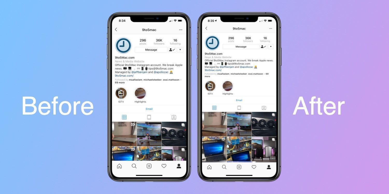 8b7e0fc667 InstagramアプリがiPhone XR/XS Maxに、YouTubeアプリは新iPad Pro解像度に最適化