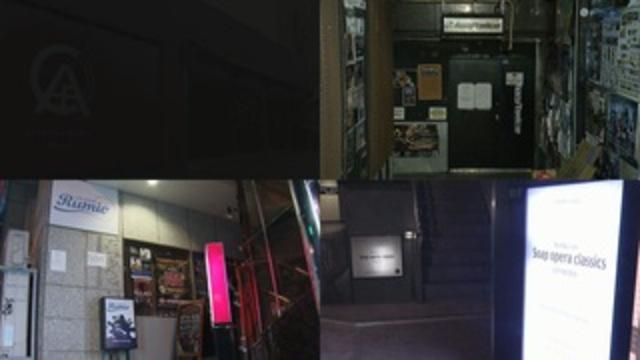 コロナ ウィルス ライブ ハウス 大阪