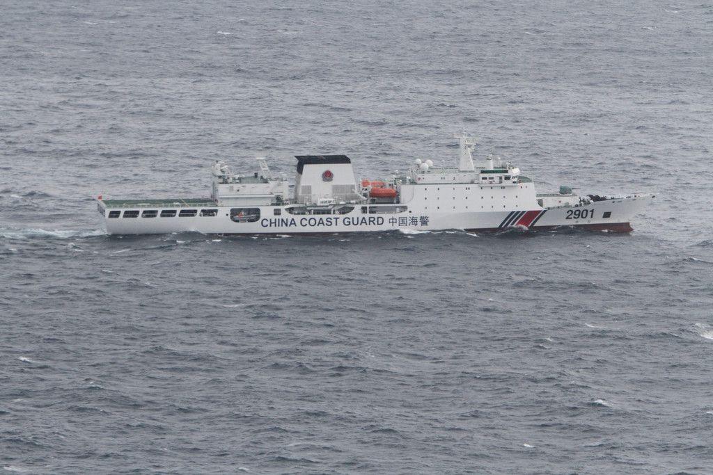 軍事色深める中国公船 海軍が組織・装備支援―防衛白書:時事ドットコムプレミアムプラン