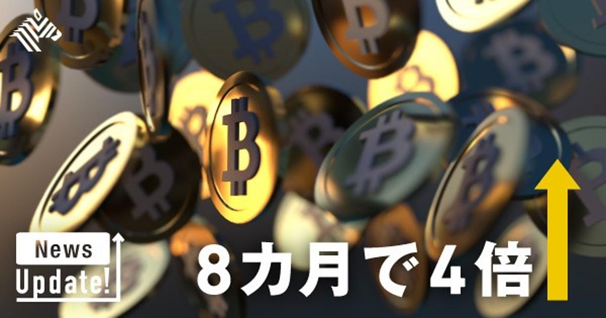 ビットコインの最高値を動かしているのは『クジラ』? / 『クジラ』は一体何をしようとしているのか? | ビットコイン谷