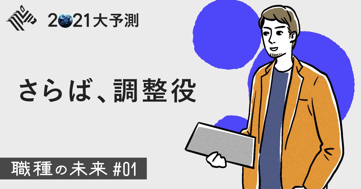 【人事の未来】求められる、「経営者目線」の改革実行人
