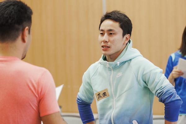 フェンシングで北京、ロンドンとオリンピック2大会連続でメダル獲得中の太田雄貴