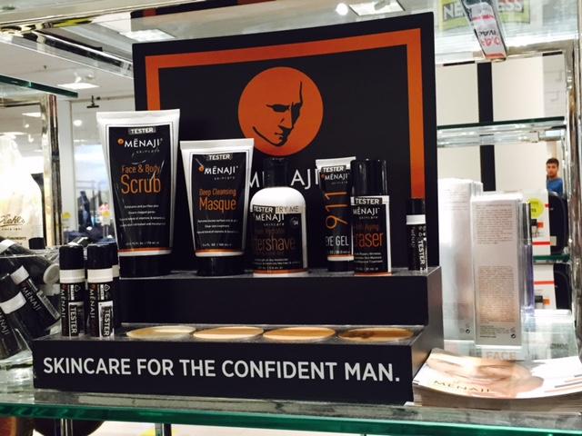 オバマ大統領など政界人が愛用していると話題の男性化粧品ブランド