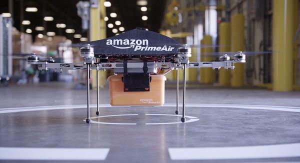 アマゾンが発表した「プライムエア」Amazon.com, Incのサイトから