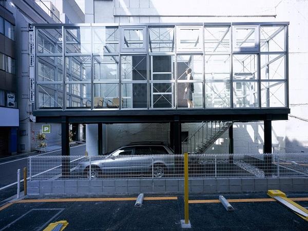 フィル・バーク八重洲 2006年3月竣工(解体済み)