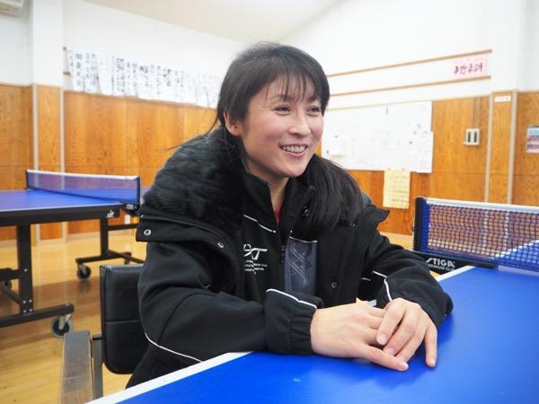 筑波大学時代に関東大会優勝を飾った平野真理子だけに、娘・美宇が世界で戦うために必要なことがわかったのだろう