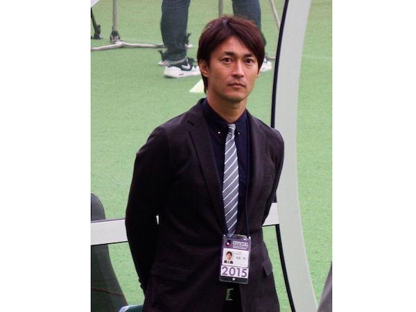 ジュビロ磐田での13年のキャリアに終止符を打つ松森。退社発表後、サポーターから松森に届いた写真