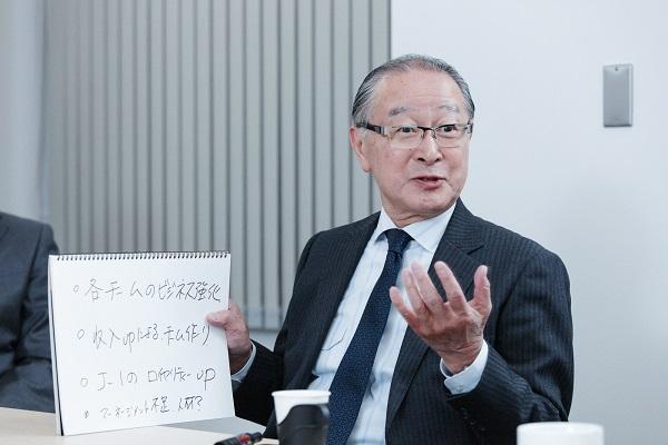 藤井純一(ふじい・じゅんいち) 1949年大阪府生まれ。近畿大学農学部水産学科卒業後、日本ハムに入社した。1997年にセレッソ大阪の取締役事業本部長に就任し、2000年から代表取締役社長を務めた。2005年に北海道日本ハムファイターズの常務執行役員事業本部長に就任し、翌年から2011年まで代表取締役社長として球団を経営。国内で唯一、Jリーグクラブとプロ野球球団の社長を務めた