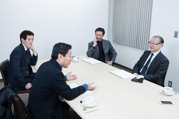 日本スポーツ界の未来を見据え、座談会は熱気に包まれていた