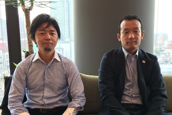 あるセミナーで橋口が講師を務めたとき、受講生の中に宮田がいた。交流が始まり、のちに対等なパートナーとして株式会社ユーフォリアを設立した