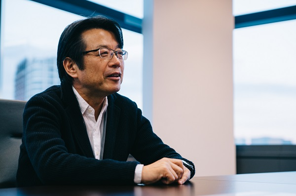 トリドール 粟田貴也社長