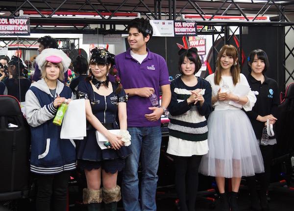 昨年12月、女性競技者を増やすべく、クリエイター集団「つくる女」がリーグ・オブ・レジェンズの対戦イベントを主催。その様子をTwitchがライブ配信し、エリック氏はプレゼンターを務めた