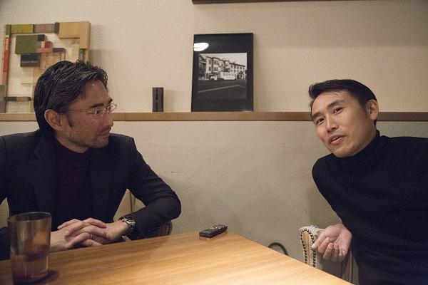 現在はヤフー執行役員・ショッピングカンパニー長を務める小澤氏。多忙な合間を縫って対談は実現した