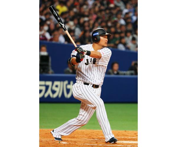現在24歳の筒香は2012年から侍ジャパンでも活躍