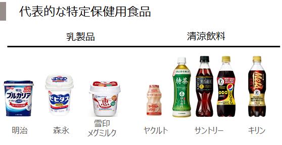 7_トクホ製品